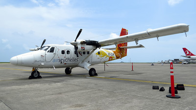 S7-CUR - De Havilland Canada DHC-6-400 Twin Otter - Air Seychelles