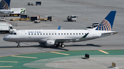 N133SY - Embraer 170-200LR - United Express (SkyWest Airlines)