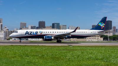 PR-AUM - Embraer 190-200IGW - Azul Linhas Aéreas Brasileiras