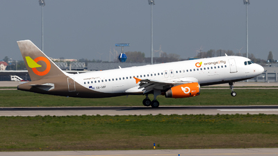 SX-SOF - Airbus A320-232 - Orange2Fly