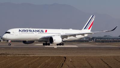 F-HTYI - Airbus A350-941 - Air France