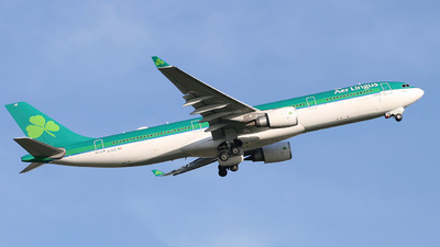 EI-DUZ - Airbus A330-302 - Aer Lingus