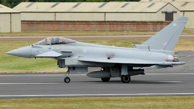 ZK354 - Eurofighter Typhoon FGR.4 - United Kingdom - Royal Air Force (RAF)