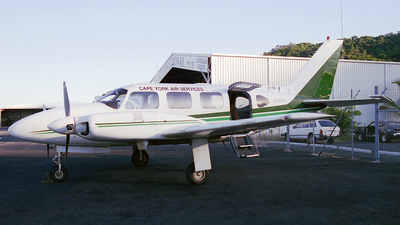 VH-PNL - Piper PA-31-310 Navajo - Cape York Air Services