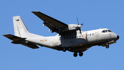 T.19B-18 - CASA CN-235M-100 - Spain - Air Force