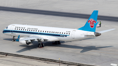 B-3136 - Embraer 190-100LR - China Southern Airlines