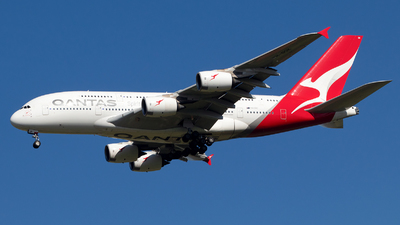A picture of VHOQK - Airbus A380842 - Qantas - © Duy Khang Tran