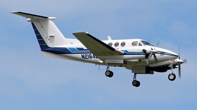 A picture of N2164L - Beech F90 King Air - [LA79] - © toyo_69pr