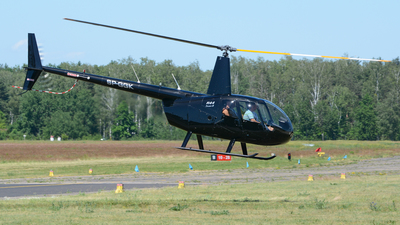 A picture of SPGGK - Robinson R44 Raven II - [12793] - © Eric Strzala