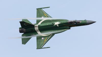 12-138 - Chengdu JF-17 Thunder - Pakistan - Air Force