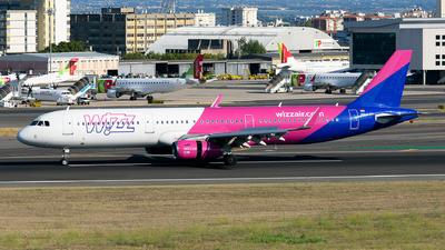 HA-LXI - Airbus A321-231 - Wizz Air
