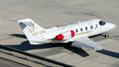 HZ-SPAE - Raytheon Hawker 400XP - Saudia Private Aviation