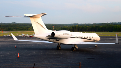 N175NH - Gulfstream G550 - Private
