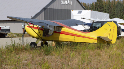 N4111E - Aeronca 11CC Super Chief - Private