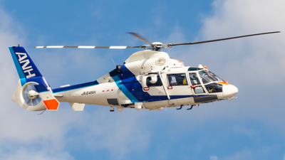 JA64NH - Eurocopter AS 365N2 Dauphin - All Nippon Helicopter