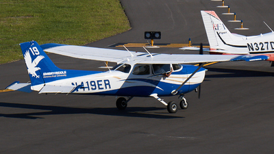 A picture of N419ER - Cessna 172S Skyhawk SP - [172S11446] - © Zachary Wilkie