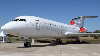 RA-42413 - Yakovlev Yak-42D - Tulpar Air Service