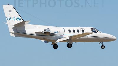 A picture of VHFUM - Cessna 501 Citation ISP - [5010189] - © James Pentland