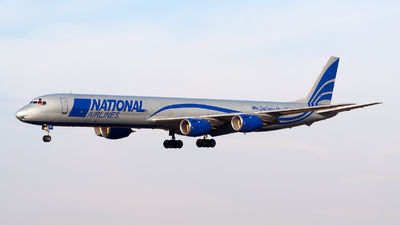 N155CA - Douglas DC-8-73(CF) - National Airlines