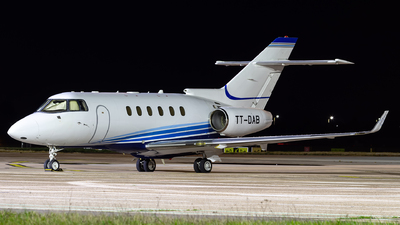 TT-DAB - Hawker Beechcraft 900XP - Tchad - Government