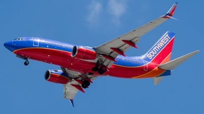 A picture of N299WN - Boeing 7377H4 - Southwest Airlines - © Devin R