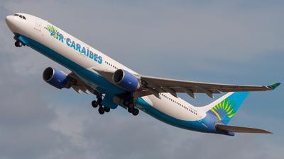 F-ORLY - Airbus A330-323 - Air Caraïbes
