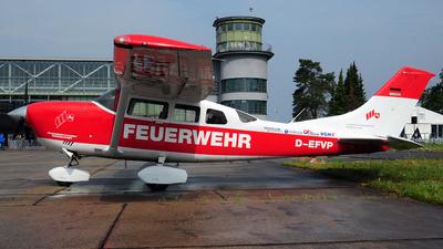 A picture of DEFVP - Cessna 206H Stationair - [20608301] - © Felix Goetting