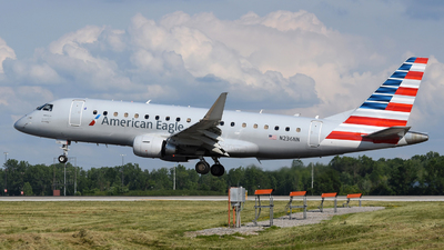 A picture of N236NN - Embraer E175LR - American Airlines - © DJ Reed - OPShots Photo Team