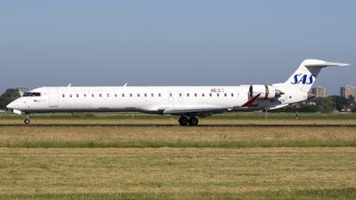 EC-JZV - Bombardier CRJ-900LR - Scandinavian Airlines (SAS) (Air Nostrum)