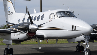 LV-GQB - Beechcraft B200GT Super King Air - Private