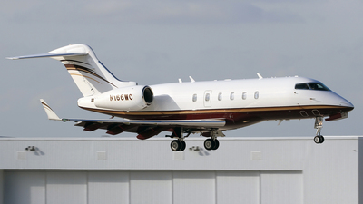 N166WC - Bombardier BD-100-1A10 Challenger 300 - Private