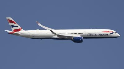 A picture of GXWBH - Airbus A3501041 - British Airways - © Alan Lippitt