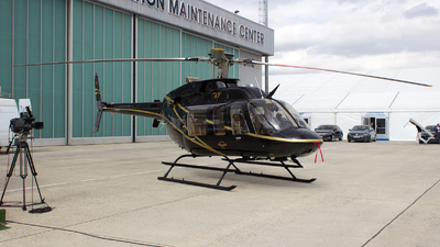 TC-HSR - Bell 407 - Private