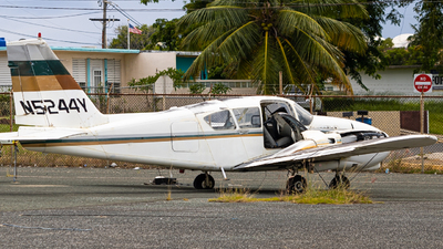 N5244Y - Piper PA-23-250 Aztec - Private