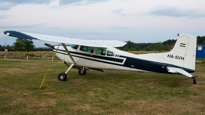 HA-SVH - Cessna A185F Skywagon - Private
