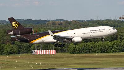 N255UP - McDonnell Douglas MD-11(F) - United Parcel Service (UPS)