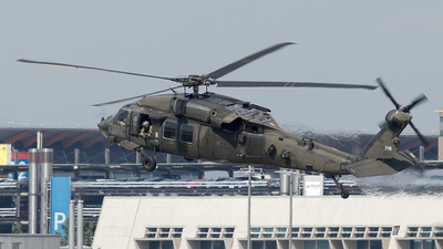 96-26718 - Sikorsky UH-60L Blackhawk - United States - US Army