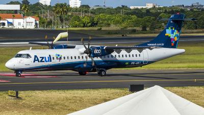 PR-AKI - ATR 72-212A(600) - Azul Linhas Aéreas Brasileiras