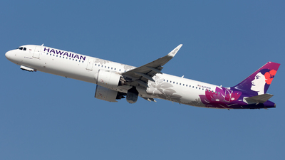 N209HA - Airbus A321-271N - Hawaiian Airlines