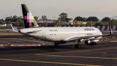 N521VL - Airbus A320-233 - Volaris