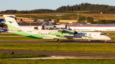 LN-WDL - Bombardier Dash 8-Q402 - Widerøe