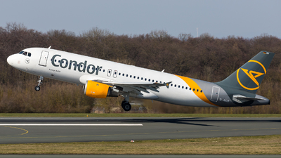 A picture of DAICD - Airbus A320212 - Condor - © Moritz Klöckner