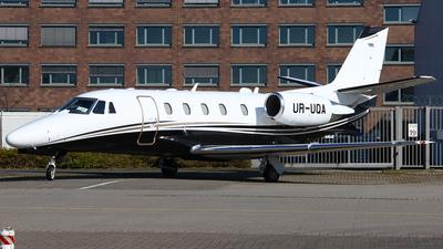 A picture of URUQA - Cessna 560XLS+ Citation Excel -  - © Andreas Fietz