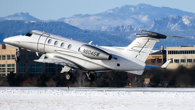N804SW - Embraer 505 Phenom 300 - Private