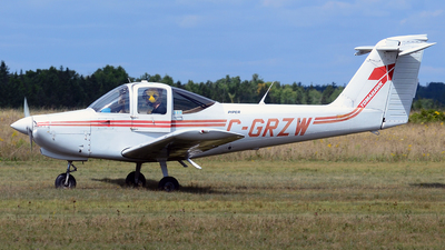 C-GRZW - Piper PA-38-112 Tomahawk - Private