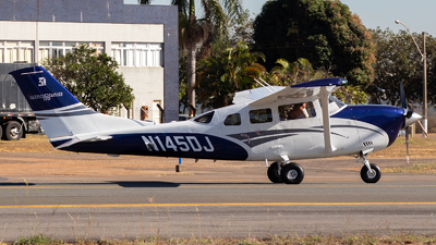 A picture of N145DJ - Cessna T206H Turbo Stationair - [T20609560] - © MHR - Team BSB Spotter