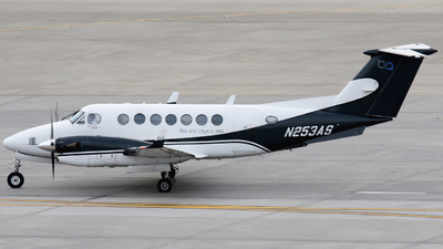 N253AS - Beechcraft B300 King Air 350 - Boutique Air