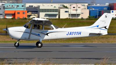 JA111H - Cessna 172S Skyhawk SP - Hirata Gakuen