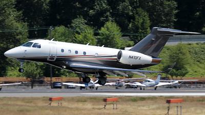 N410FX - Embraer EMB-545 Legacy 450  - Flexjet