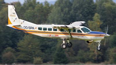 OO-SPA - Cessna 208B Grand Caravan - Private